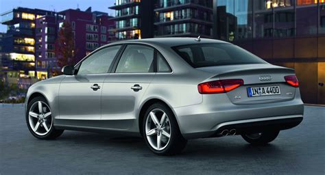 Audi A4b8 by All New Audi A4 B9 Vs A4 B8 Where S The Revolution W