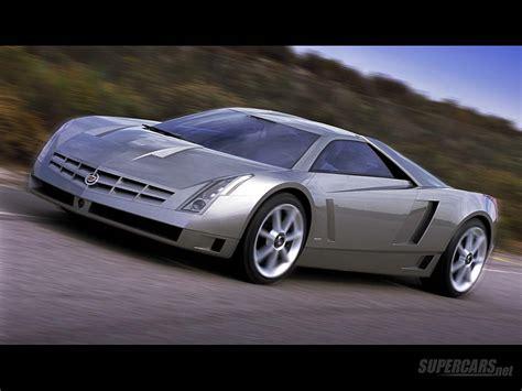 cadillac supercar 2002 cadillac cien concept cadillac supercars net
