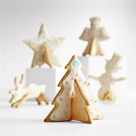 christmas 3d cookies 3d cookie cutters