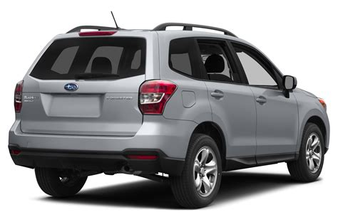 2015 Subaru Forester Price Photos Reviews Features