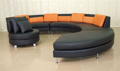 half circle couch design semicircular sofa design ideas