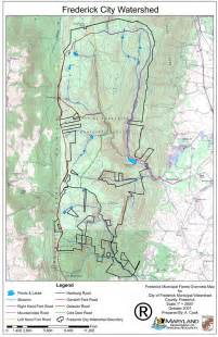 map of frederick colorado frederick city watershed cwma maplets