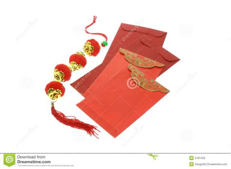 new year lantern packets new year packets and lanterns stock