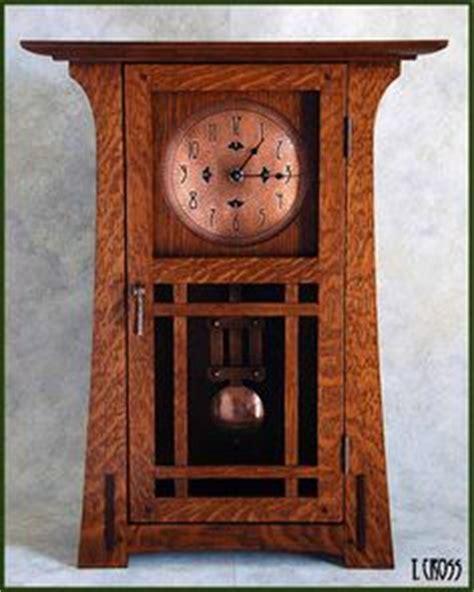 Wood Mission Style Mantel Clock Plans Pdf Plans