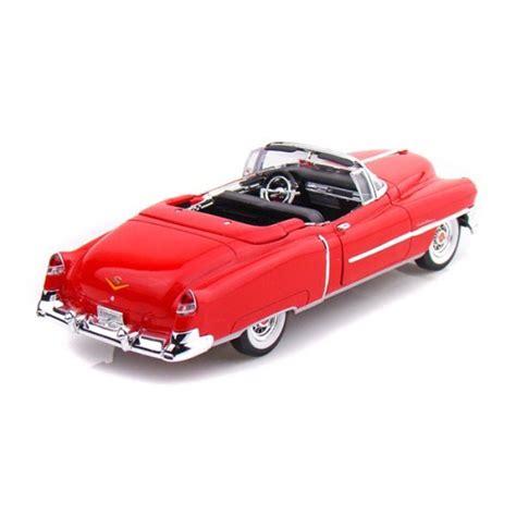 1953 Cadillac Eldorado Skala 1 24 Welly Diecast Miniatur welly diecast 1953 cadillac eldorado 1 24 scale diecast car welly diecast from jumblies