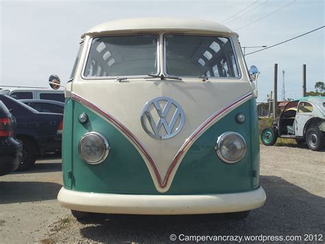 volkswagen hippie front 23 window cervan