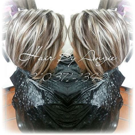 lowlights for short grey hair image result for transition to grey hair with highlights