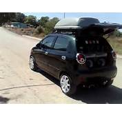 Chevrolet Spark Tuning III Golia  YouTube