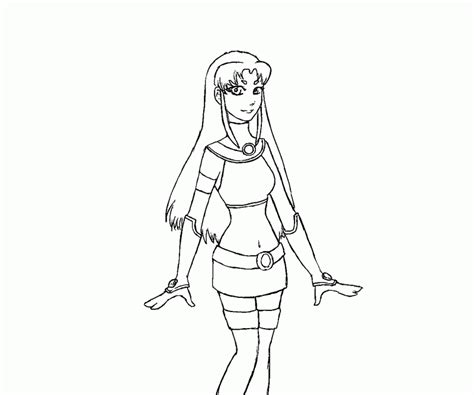 starfire coloring pages 13 starfire coloring page az coloring pages
