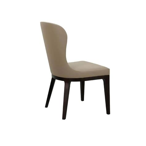 Taupe Dining Chair Porcini Dining Chair Taupe More Decor