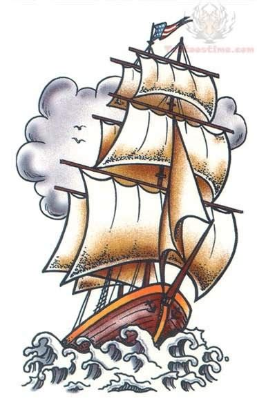 old ship tattoo designs ship images designs