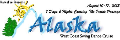 west coast swing registry alaska swing cruise