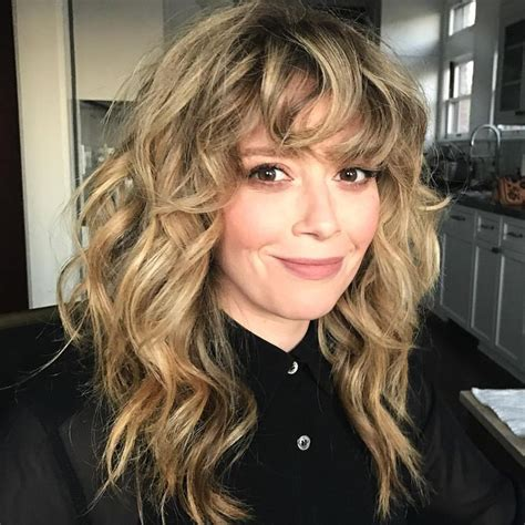 curly hairstyles with fringe for long hair bb0068ed1ff428479c3a3487c1153520 curly bangs wavy hair