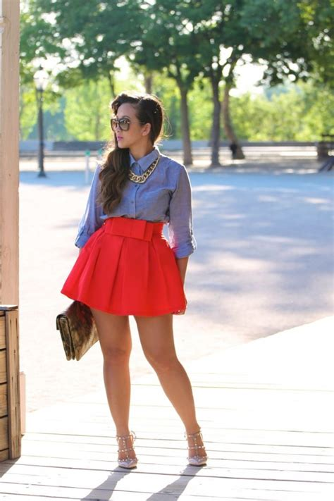 Fab Site Steals Deals On Ivillage by Bright Mini Chambray These Curvy Fashion