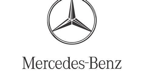 logo mercedes vector mercedes logo vector automobile manufacturer