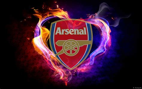 arsenal hd wallpaper arsenal fc logo wallpapers barbaras hd wallpapers