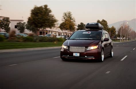 1029hp Honda Odyssey Bisimoto Power Van W Video