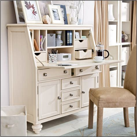 small white secretary desk small secretary desk white desk home design ideas