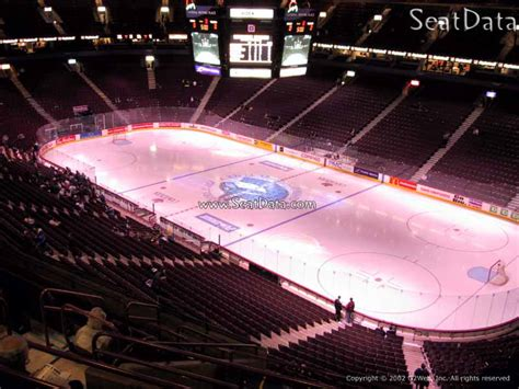 club section rogers arena rogers arena section 319 vancouver canucks
