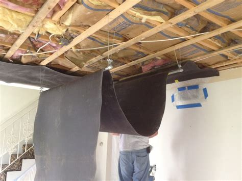 soundproofing existing ceiling tips and tricks of soundproofing ceiling robinson house decor