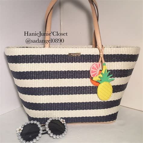 30 kate spade handbags kate spade iona appleby multistraw tote from s closet