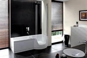 badewanne mit dusche kombiniert begehbare badewanne mit dusche hauptdesign