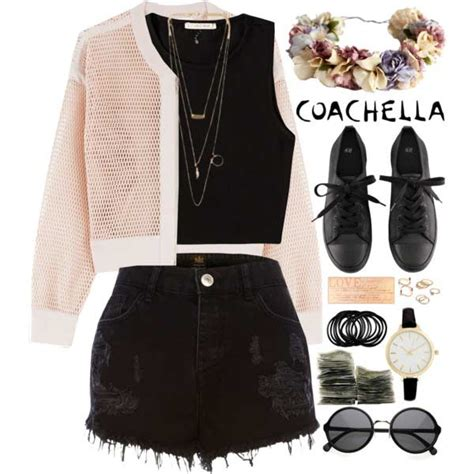 stylish outfit ideas  coachella stayglam
