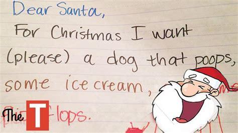 hilarious kids christmas wishes    santa laugh youtube