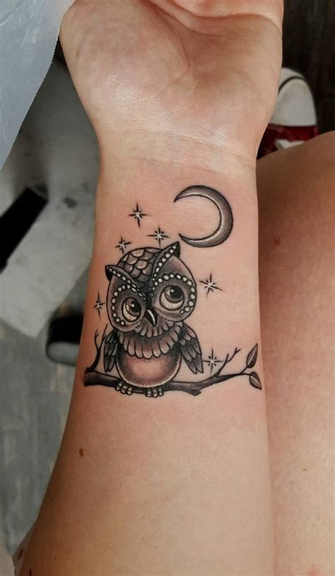 50 inspirational owl tattoo ideas that are unique