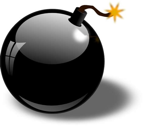 images of bombs black bomb clip at clker vector clip