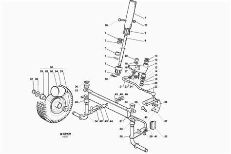 Spare Parts Lists For Solo Lawn Mower Steering El63 El63