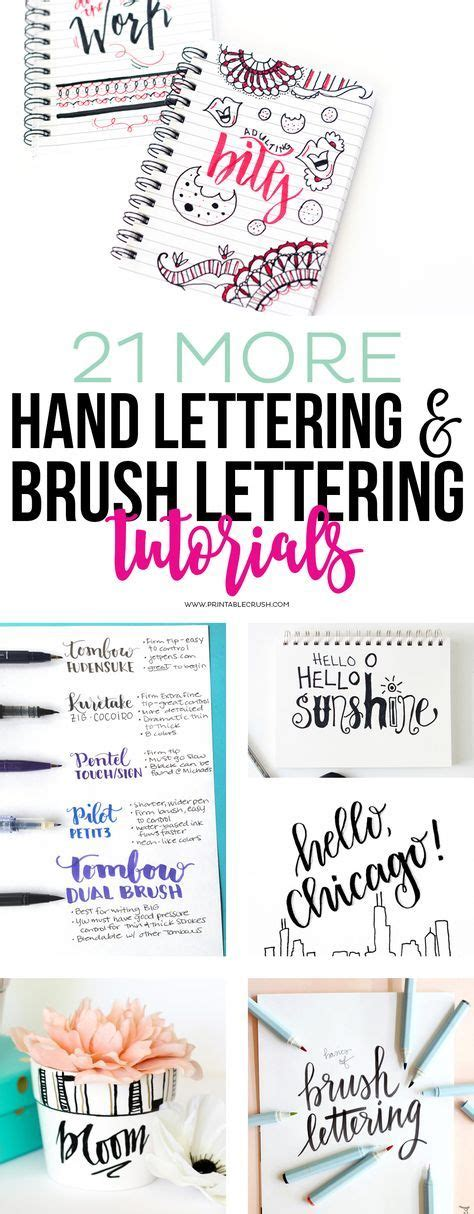 tutorial hand lettering indonesia 1000 ideas about hand lettering tutorial on pinterest