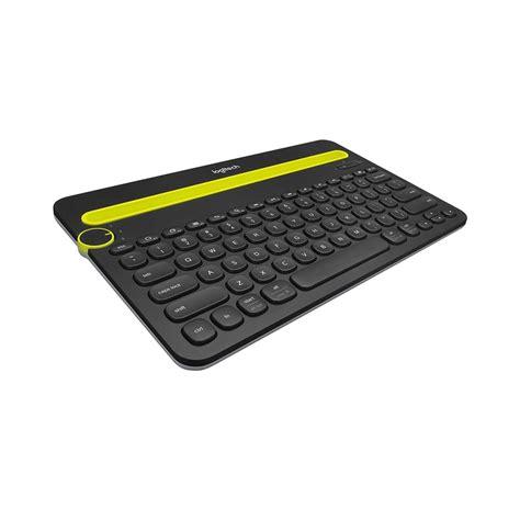 Keyboard Wireless Tablet Logitech K480 Tablet Wireless Bluetooth Keyboard Black