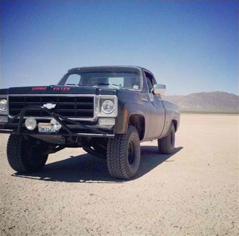 chevy prerunner truck my 78 c10 prerunner cars and trucks pinterest