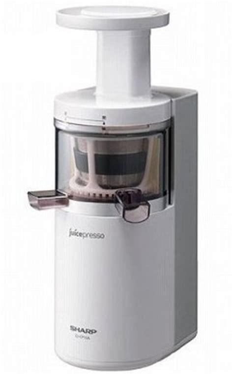 Juicer Sharp ej cp10a w sharp juicepresso system juicer white japan import bestseller hoangnam01148
