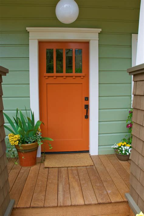colored doors 17 inviting front doors hgtv