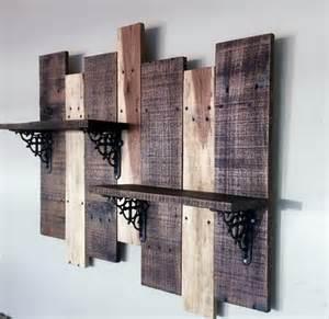 Custom Size Bookcase Diy Upcycled Pallet Shelf Idea Pallet Furniture Plans
