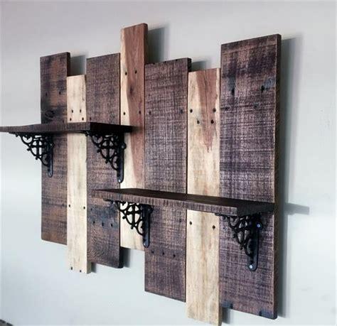 diy upcycled pallet shelf idea pallet furniture plans
