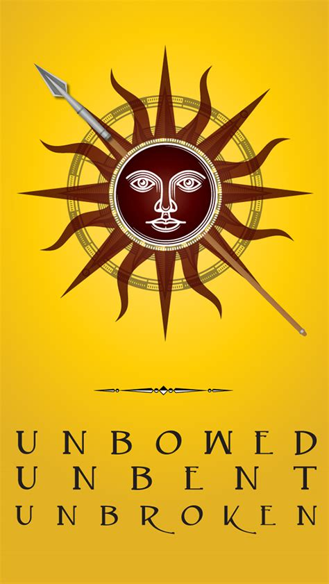 house martell words asoiaf game of thrones house sigil iphone backgrounds on behance