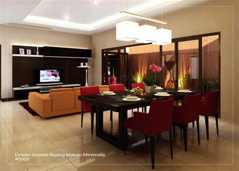 layout ruang makan interior ruang makan minimalis home design pinterest