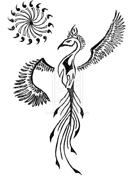 phoenix tattoo representation the our tattoo phoenix symbol tattoo kylography
