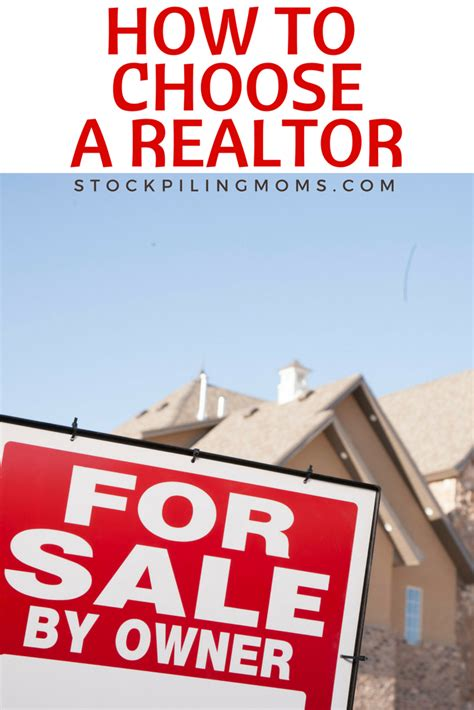 how to choose a realtor to buy a house how to choose a realtor