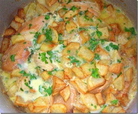 recette de cuisine alg駻ienne samira kebab algerois poulet sauce blanche aux pommes de terre