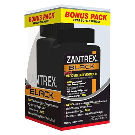weight loss zantrex zantrex black weight loss softgels 84 count target