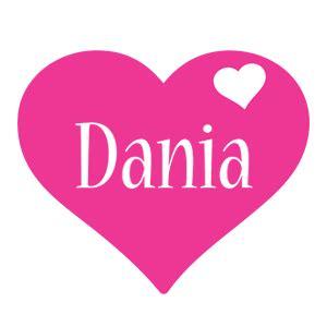 dania logo name logo generator i
