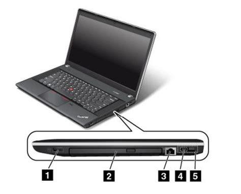 Laptop Lenovo Thinkpad E440 700 right side view thinkpad edge e440 lenovo support