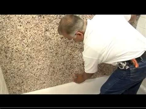 st paul bathtub surround st paul bathtub surround installation tile youtube