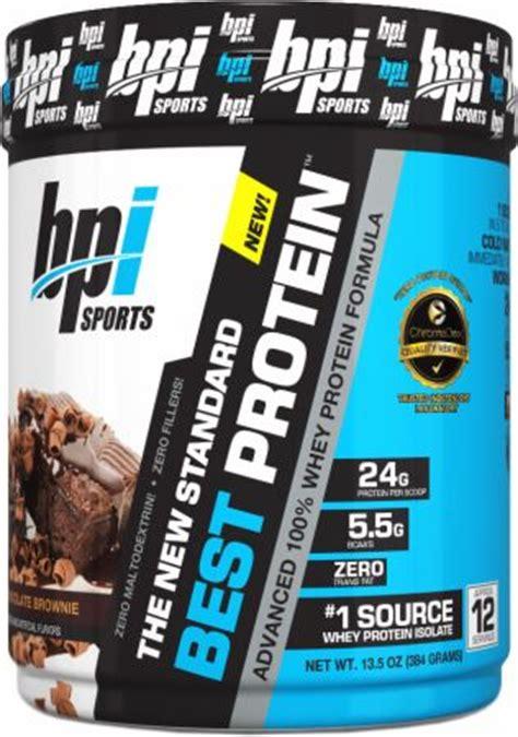 Best Protein Bpi best protein by bpi sports at bodybuilding best