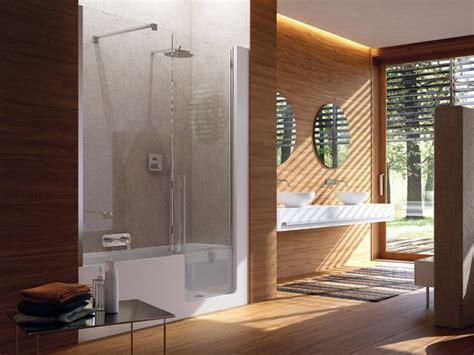 vasca da bagno con porta vasca da bagno con doccia con porta door by glass