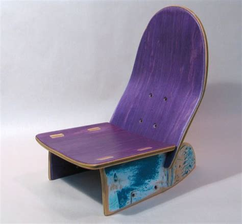 skateboard chairs nice decors 187 blog archive 187 cool game chair recycling